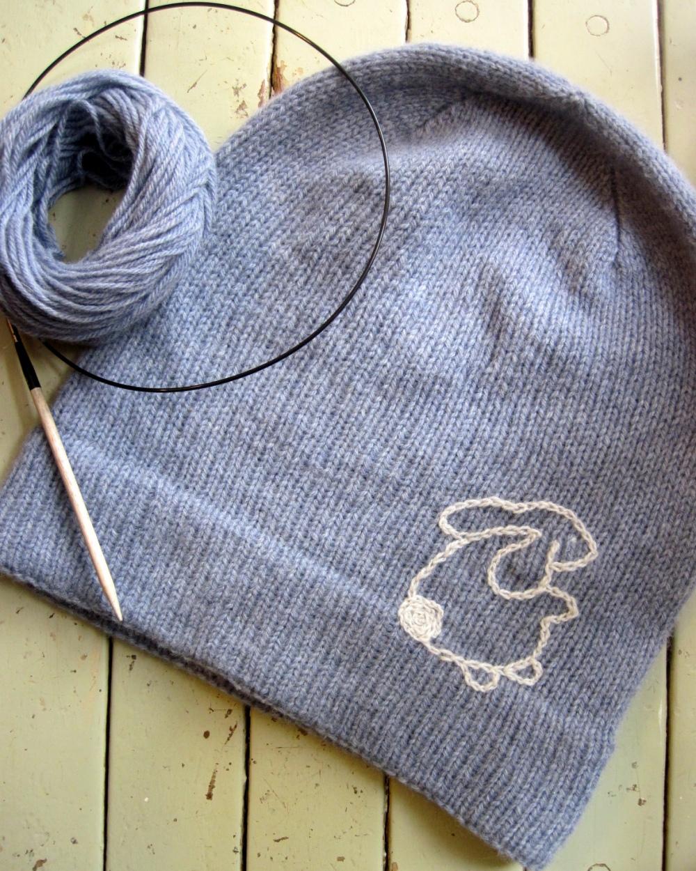 Hippity Hoppity Hat