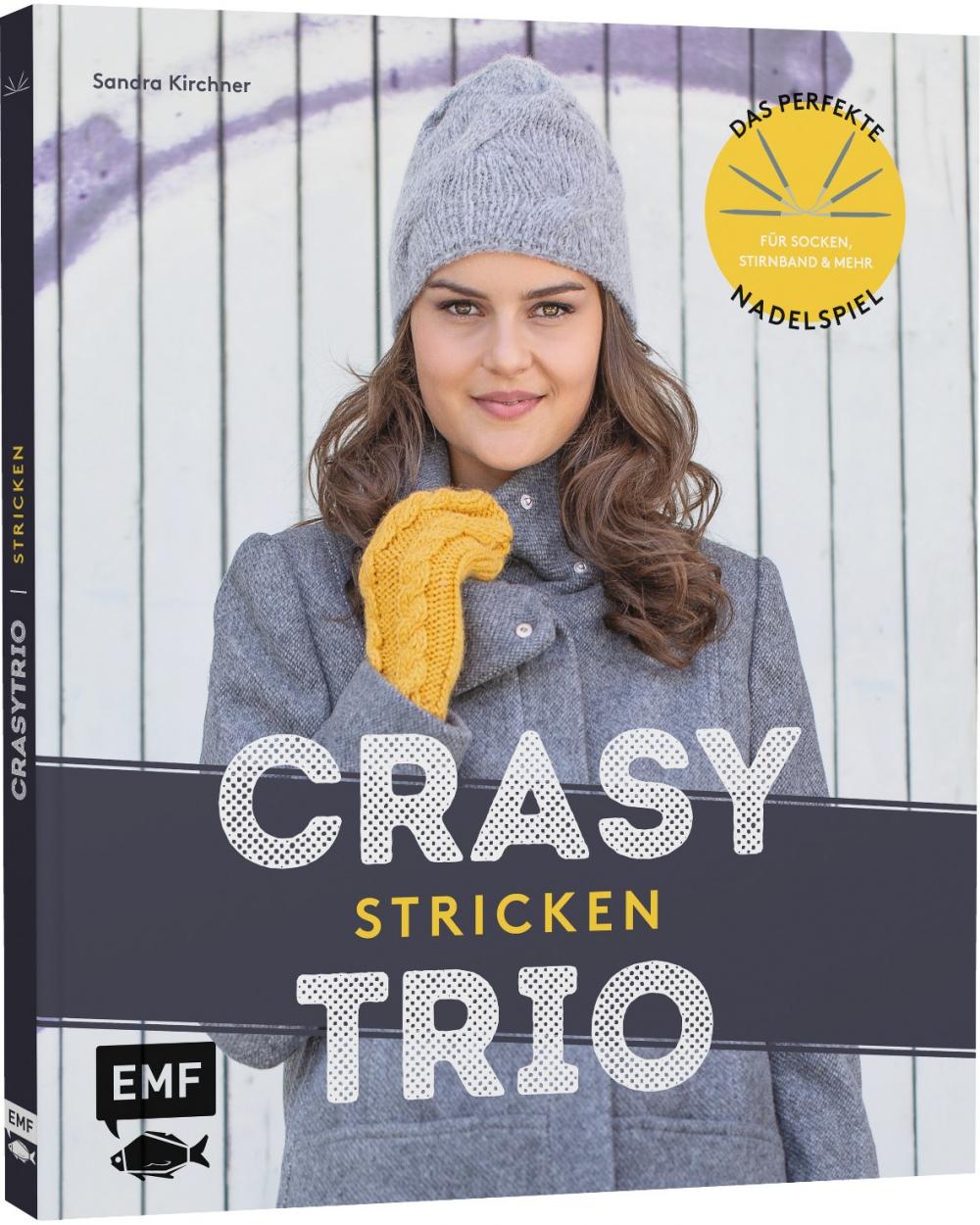 Buch: CraSyTrio Stricken
