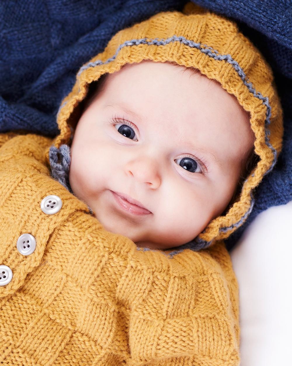 Baby Mütze (B02/03)